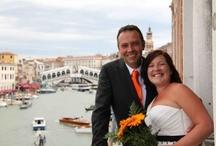 Weddings in Venice / by Bonnie Marie