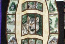 Panel fabric / Fabric quilt panel  / by Bolin Lenhart