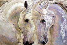 Horses artwork