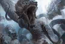Monsters, Beasts and Dragons