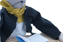 Atelier des enfants - La Compagnie des Chiffons / Atelier des enfants - creazioni artigianali in legno, materiali e fibre naturali - giocattoli in legno - pupazzi di pezza - artigianato créations artisanat pours enfants - jouets - rag dolls Toys wood handmade toys