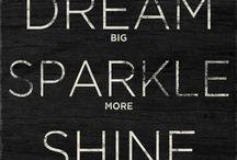 shine - one little word 2016