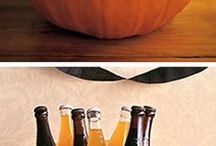 Halloween / Halloween party and ideas