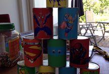 blikgooien superhelden
