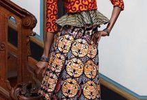 Африканская мода.