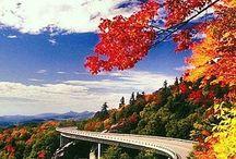 Autumn Road Trips