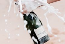 Champagne Celebrations | Styled Shoot