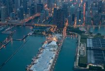 Chicago / Sweet home Chicago....