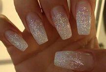 Beauty:Nails White Cream