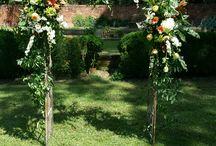 HD Weddings 2015 / Photos of weddings designed by Hollyfield Design Inc