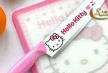 Hello Kitty / Cool Hello Kitty stuff! I want all of them ❤
