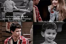 Boy/Girl meets world