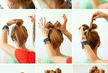 Rapunzle / Hair tricks and tips