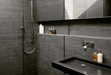 Banheiro / Inspirações e Referências