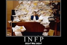 INFP? Interesting! / by Donna Nielsen