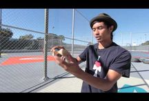 Advanced Kendama Trick Tutorials / Learn how to do advanced level Kendama tricks from the best with one on one like workshop sessions.