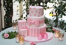Baby Shower Cakes / by Diana Corral