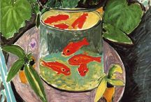 Henri-Émile-Benoît Matisse  / Creativity takes courage. Henri Matisse