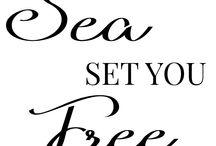 Tanto mar...