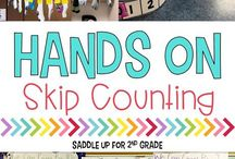 Teaching- Skip Counting