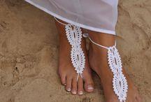 Plaj düğünü fotoğrafları