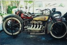 Vintage motorcycles / by Patti Hanc