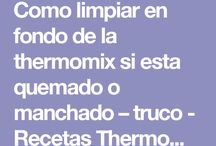 Limpieza thermomix
