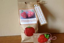 Red Products - Dorset Team / For all items which are RED from the Dorset Etsy Team, a group of crafters, artists and vintage sellers.