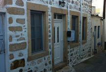 DOORS AT PATMOS CHORA