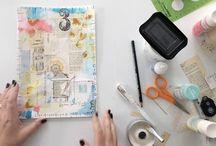 Art journaling blogs