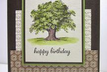 Stampin' Up Lovely As a Tree
