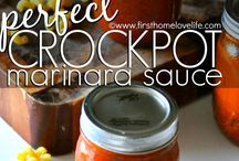 set it & forget it / all crockpot, all the time