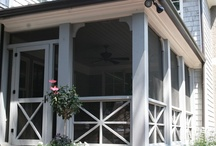 screened in porches / by Susan Sutton