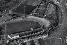 Eastville Stadium, Bristol / Bristol Rovers former found in Bristol. No longer exists.