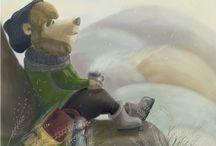 Цифровые иллюстрации Светланы Дми