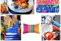 Color inspiration / Color palette, idea, trends