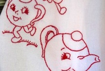 CRAZY EMBROIDERY PATTERNS / by Pamelita Carmasweeta