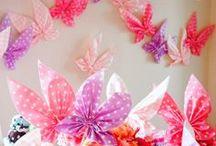 Бабочки на день рождения