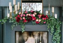 Contemporary Christmas decorations / Modern and contemporary looks for Christmas decorations