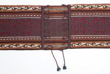 "Ideas for Kyrgyz ""terme"" / How to use Kyrgyz terme in woven bags"