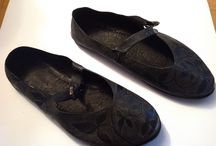 Medieval style shoes / Medieval shoes