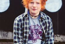 Ed Sheeran / by Mary Guedes