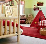 jaydens room / by One Thrifty Chick