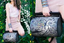 Hippy days are here! / #woodstockinspiration #dynamictube #designerBags