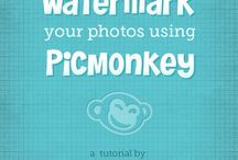 PicMonkey  / by Tiffany Marshall
