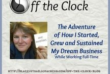 Write 31 Days - Off The Clock - The Adventure of How I Started, Grew and Sustained my Dream Business
