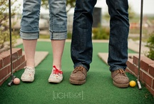 Engagement photos / by Rachel Seay