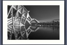 Corrado Moscardini - Valencia - Framed art photography