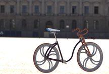 Projeto Quadro de Bicileta / Este é o desenvolvimento de um modelo que se possa ser ajustado de acordo com as necessidades ergonômicas do ciclista.