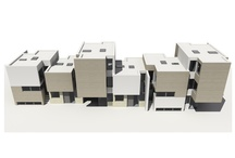 Multiple Units / Designing for a diverse range of housing environments from small scale, contemporary, private dwellings to large scale apartment units and master planning schemes. Our approach accommodates both the site as a whole with an overview to layouts, materials and landscaping requirements in conjunction with specialist input where necessary, right down to the detailing and specification of each individual dwelling.